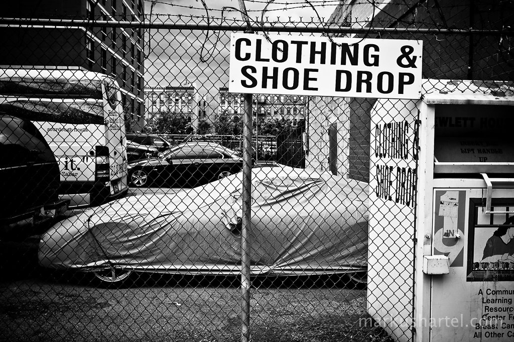 Clothing and Shoe Drop