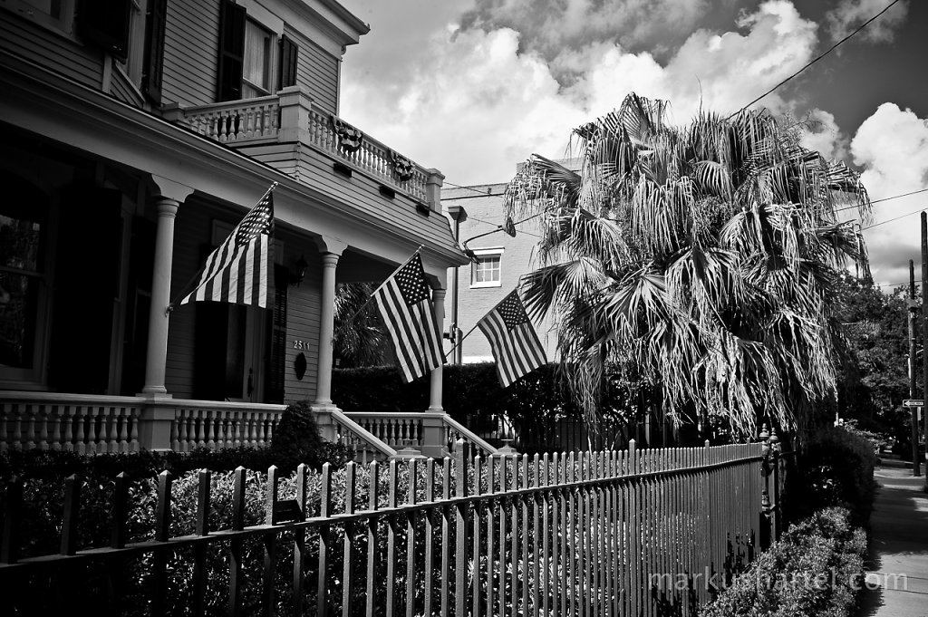 New Orleans Front Porch